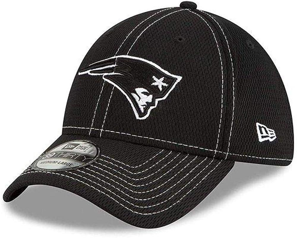 New Era NFL19 SL RD 39Thirty Casquette New England Patriots Noir