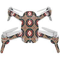 Skin For Yuneec Breeze 4K Drone – Western | MightySkins Protective, Durable, and Unique Vinyl Decal wrap cover | Easy To Apply, Remove, and Change Styles | Made in the USA
