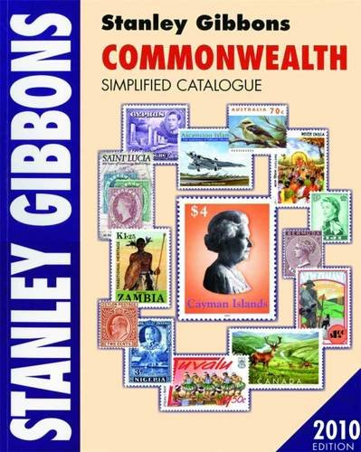 Stanley Gibbons Commonwealth Simplified Stamp Catalogue