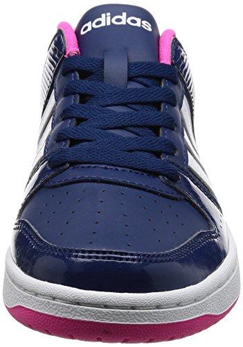 41 Zapatillas ROSIMP FTWBLA adidas VS deportivas 3 HOOPSTER Azul 1 Mujer para W AZUMIS qw6fPA