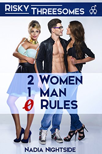 two women and man threesome