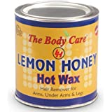Bodycare Lemon Honey Hot Wax 600 Grams