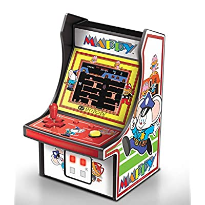 Mappy Micro Player: Toys & Games