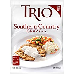 Trio Gravy, Southern Country, 13 Ounce