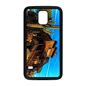 Saloon Cactus Hight Quality Case for Samsung Galaxy S5