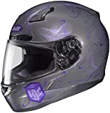 Hjc Cl-17 Mystic Mc-11 SIZE:XSM Full Face Motorcycle Helmet