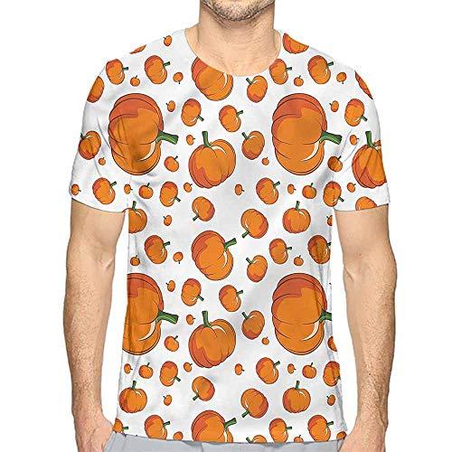 Comfort Colors t Shirt Pumpkin,Halloween Festival Symbol t Shirt XL