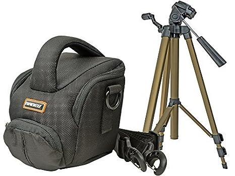 Bag Naneu C3 Set de Bolsa con trípode de Viaje para cámara ...