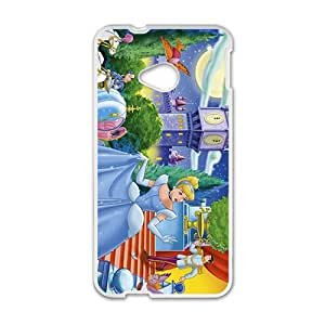 Disney Cinderella Phone case for Htc one M7