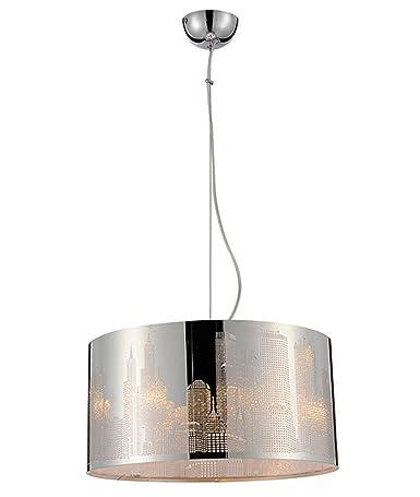 5 × E27 Lámpara colgante Skyline Lámparas Colgantes con ...