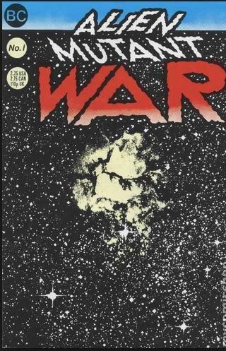 Alien Mutant War #1 pdf epub