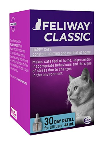 Ceva Feliway Behavior Modifier Refill - 48 ml