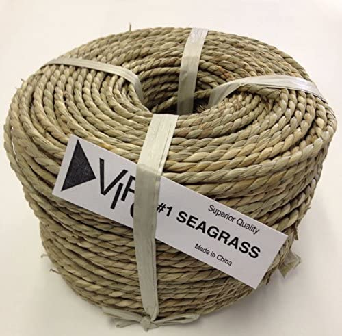 1 Twisted Seagrass 3mm-3.5mm 1lb coil / 1 Twisted Seagrass 3mm-3.5mm 1lb coil