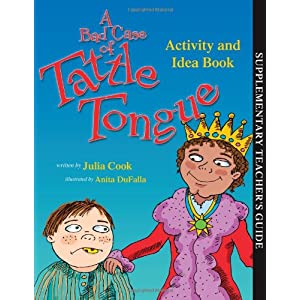 A Bad Case of Tattle Tongue Paperback – December 1, 2009