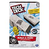 Tech Deck - Build-A-Park – Kicker, Funbox, and Hydrant – Ramps for Tech Deck Board and Bikes