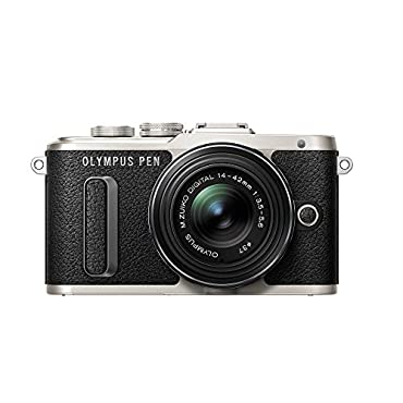 Olympus PEN E-PL8 16.1mp Wi-Fi Mirrorless Camera w/14-42mm IIR Lens