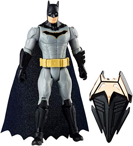 DC Comics Batman Missions Batman Action Figure (Best Batman Toy For 3 Year Old)