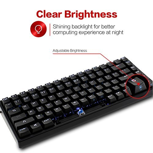 Drevo Gramr Tenkeyless Mechanical Gaming Keyboard