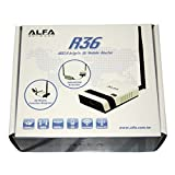 WiFi Antenna 18dBi YAGI + ALFA R36 + N Long Range
