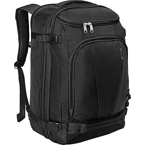 eBags TLS Mother Lode Weekender Convertible (Solid Black)