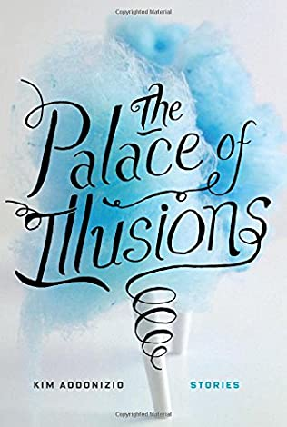 book cover of The Palace of Illusions