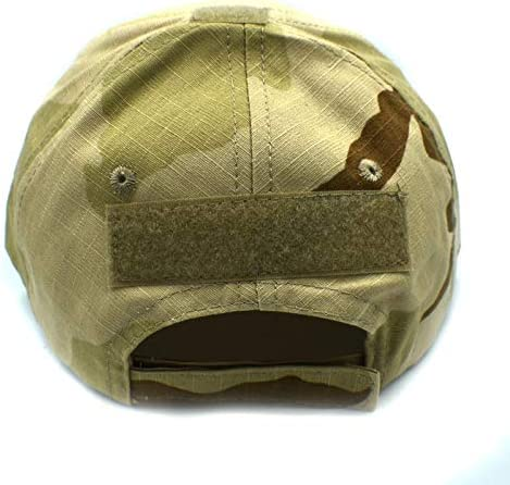 MORTHOME Fitted Tactical Operator Velcro Patches Cap