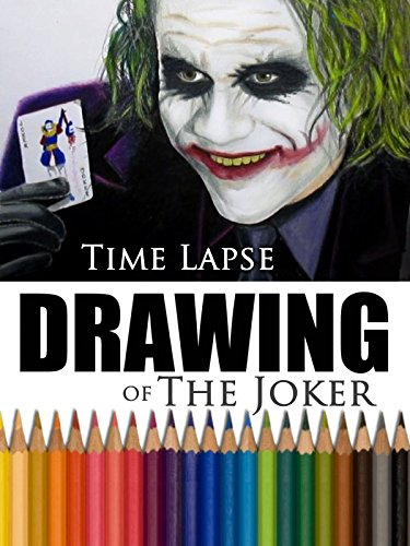 joker drawing - 1