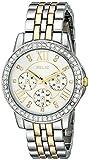 Relic Women's ZR15753 Layla Silver & Gold Two-Tone Watch