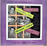 Frankie Carle: Cocktail Time Featuring The Romantic Melodies Of Irving Berlin (6 Tracks) [10' Vinyl LP -- NOT 45 rpm EP] [Mono]
