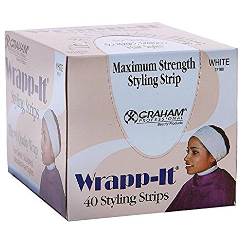 Famis Wrapp-It Styling Strip X-Wide X-Long (Box of 40)