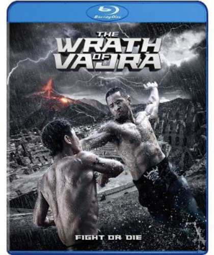 Blu-ray : The Wrath Of Vajra (Subtitled)