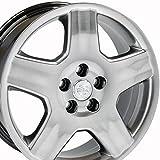 #1: 18x7.5 Wheels Fit Lexus, Toyota - LS 430 Style Hyper Black Rims - SET of 4