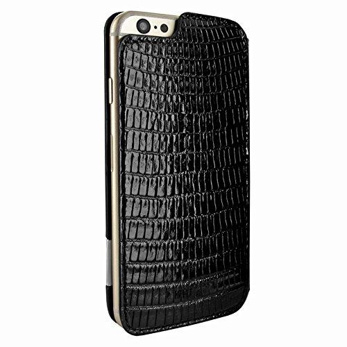 Piel Frama 686LA Etui rigide de protection design Lizard pour iPhone 6 Plus Noir