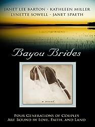 Bayou Brides (Thorndike Christian Historical Fiction)