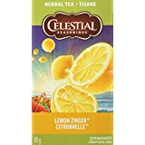 Celestial Seasonings Lemon Zinger, 20 Tea Bags