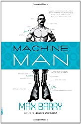 Machine Man (Vintage Contemporaries Original)