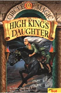 The wizards castle circle of magic book 5 debra doyle james d the high kings daughter circle of magic book fandeluxe Image collections