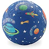 "Crocodile Creek Solar System Playground Ball, Blue, 5"""