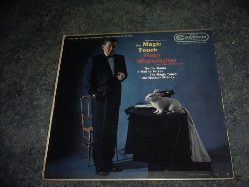 (THE Magic Touch Ep 45 Rpm Record)
