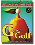 Alphabet Mystery Puzzle - G Is For Golf