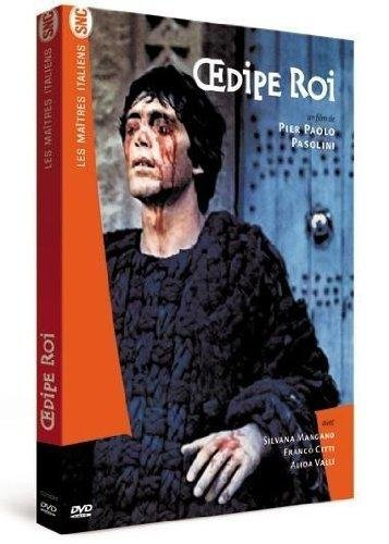 Pier Paolo Pasolini, Œdipe roi, DVD, 2010