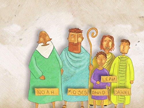 Jesus Storybook Bible, Session 1