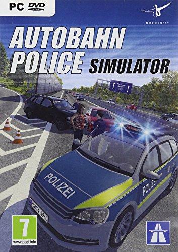 - Autobahn-Police Simulator (PC DVD) (UK IMPORT)
