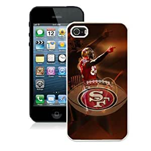 NFL San Francisco 49ers Iphone 5s or Iphone 5 Case With NFL San Francisco 49ers logo by zeroCase
