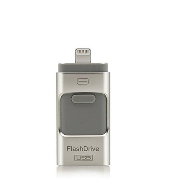7 opinioni per Chiavetta USB per iPhone, Flash Drive USB, i-Flash u-Disc, memory stick, pen