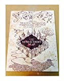 Product picture for Marauders Map Hogwarts Wizarding World Harry Potter Warner Bros LIMITED **NEW** by Running Press