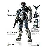 beausheen 1/6 Halo Commander Carter Spartan-III Figure New
