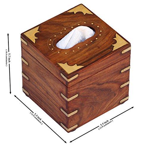 SouvNear Handmade Tissue Box Cover Decorative Tissue Box  : 51kqSMOKWJL from www.11street.my size 491 x 500 jpeg 43kB