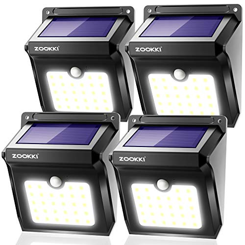 Motion Activated Solar Led Light in US - 5