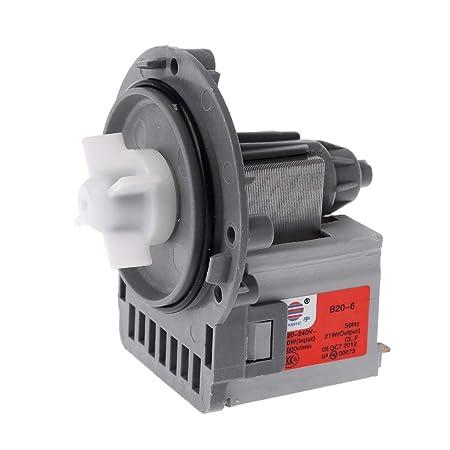 siwetg - Bomba de Drenaje para Motor de Salida de Agua de Motores ...